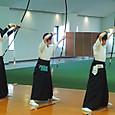 県下冬季ジュニア弓道大会